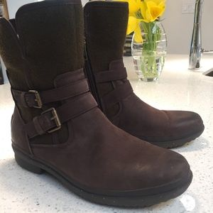 IGG Simmens Waterproof Leather Boot